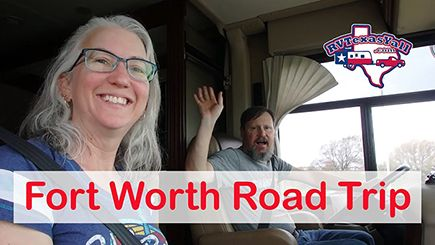 Fort Worth Road Trip