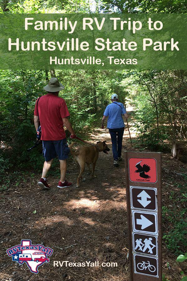 Family RV Trip to Huntsville State Park | RVTexasYall.com