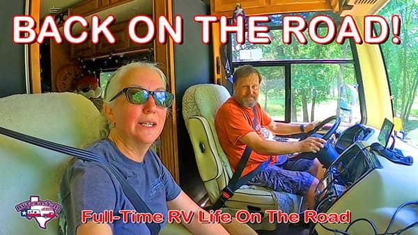 Back On The Road Vlog