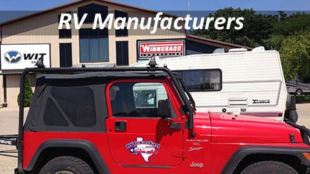 RV Manufacturers