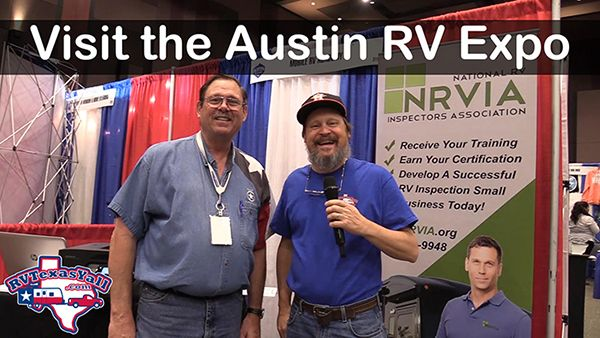 Austin RV Expo Review