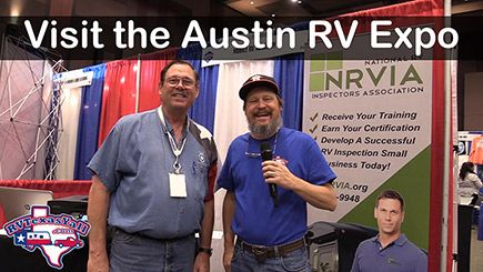 2018 Austin RV Expo Review