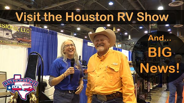 Houston RV Show Review