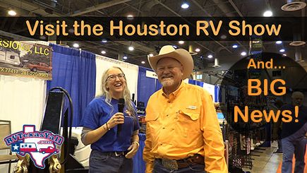 2018 Houston RV Show Review