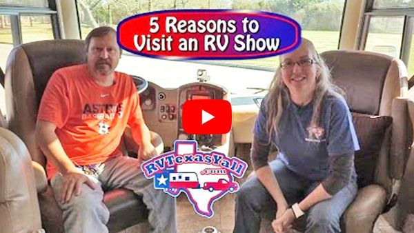 5 Reasons to Visit an RV Show
