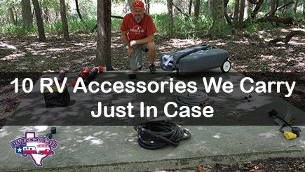 10 RV Accessories We Carry