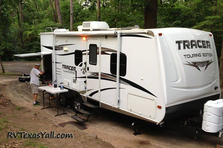 Nice Travel Trailer With Bunk Beds And Outdoor Kitchen Part - 12: Travel Trailer