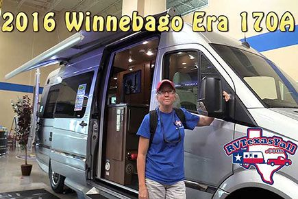 2016 Winnebago Era 170A