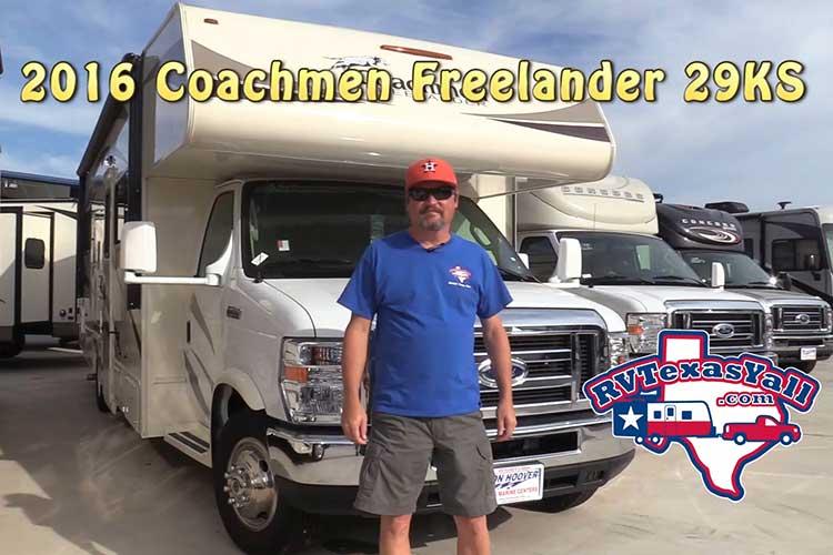 Coachmen Freelander 29KS