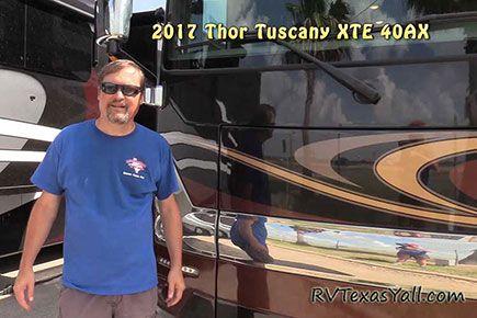 2017 Thor Tuscany XTE 40AX