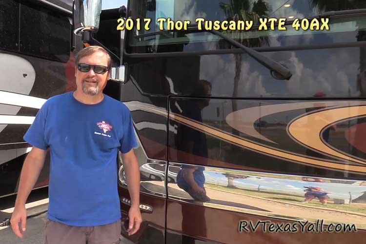 Thor Tuscany XTE 40AX