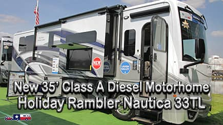 2021 Holiday Rambler Nautica