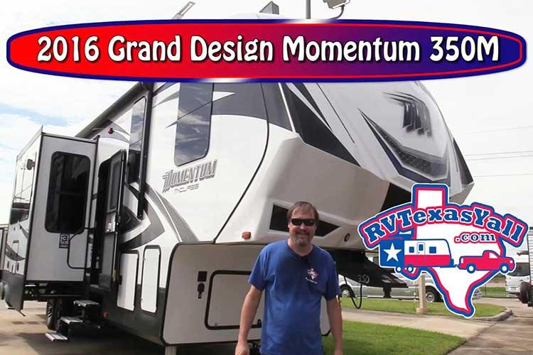 Grand Design Momentum 350M
