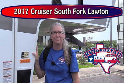2017 Cruiser South Fork Lawton