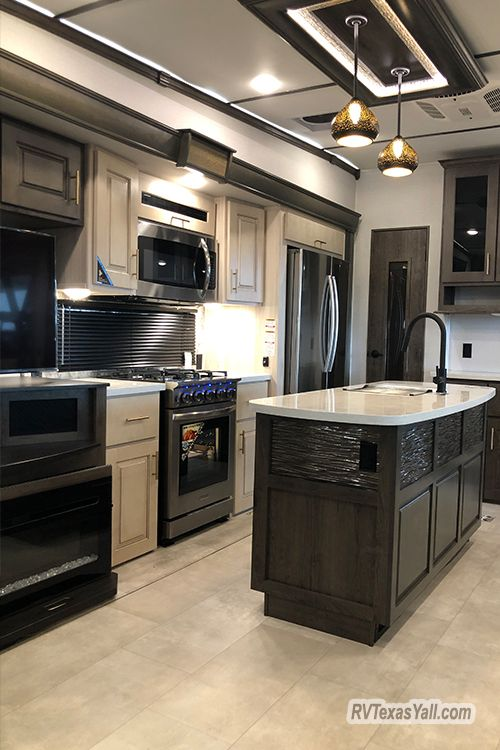 Alliance RV Paradigm Kitchen