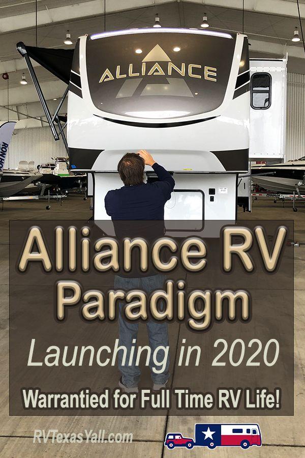 Alliance RV Paradigm Fifth Wheel Tour | RVTexasYall.com