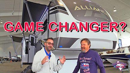 2020 Alliance RV Paradigm