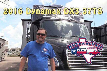 2016 Dynamax DX3 37TS
