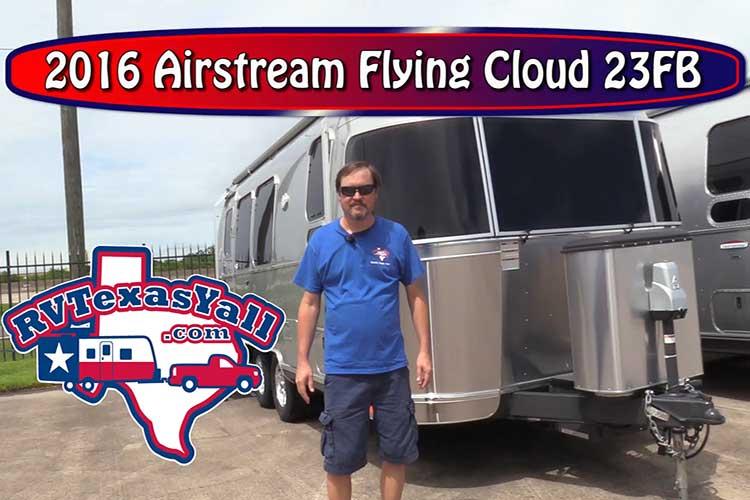 Airstream Flying Cloud 23FB
