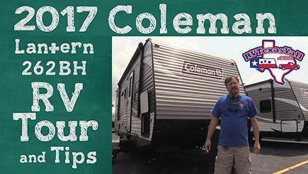 2017 Coleman Lantern 262BH