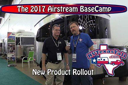 2017 Airstream Basecamp