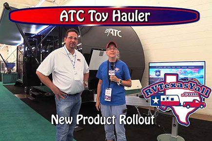 ATC Toy Hauler