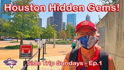 Hidden Gems in Houston | Side Trip Sundays, Ep 1