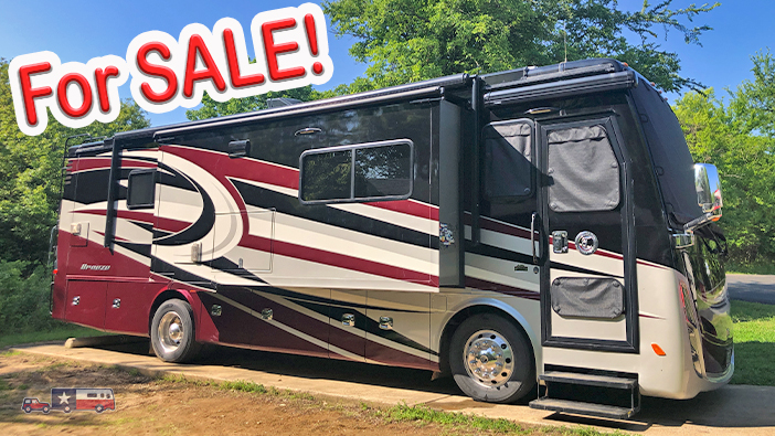 Our Tiffin Breeze 31BR Is For Sale