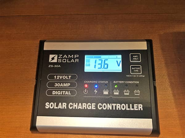 Zamp Solar Charge Controller