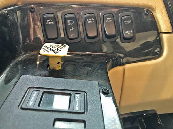 Breeze Cockpit Switches
