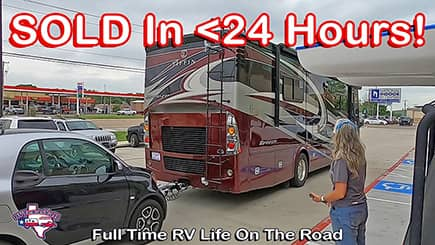 We Sold Our RV!