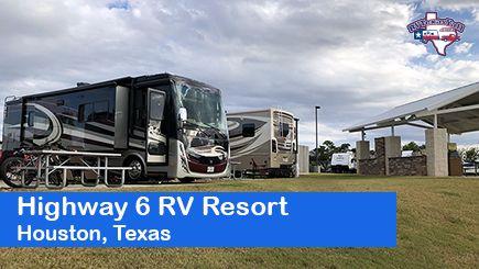 Highway 6 RV Resort, Houston TX