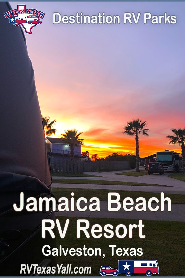 Jamaica Beach RV Resort, Galveston TX | RVTexasYall.com