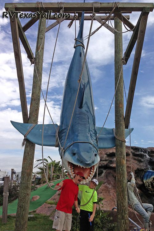 Pirates Treasure Adventure Golf