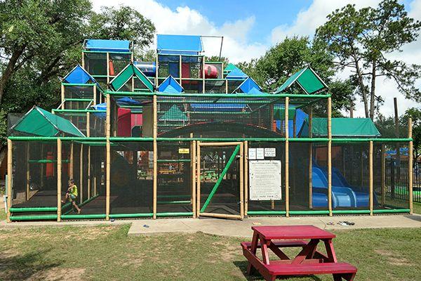Lone Star Jellystone Playground