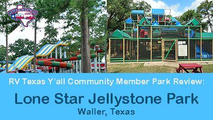 Lone Star Jellystone Park, Waller TX