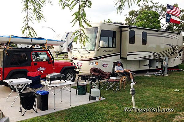 Rv Parks On The Texas Gulf Coast Rvtexasyall Com