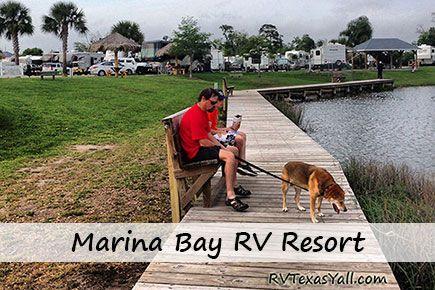 Marina Bay RV Resort, Kemah TX