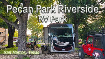 Pecan Park Riverside RV Park
