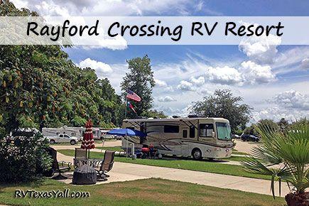 Rayford Crossing RV Resort, Spring TX