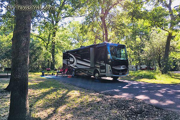 Burr Oak Campsite