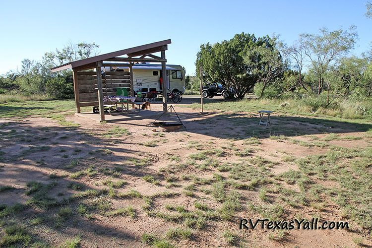 Campgrounds in the Texas Panhandle | RVTexasYall com