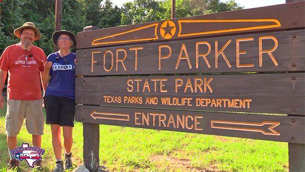 Fort Parker State Park