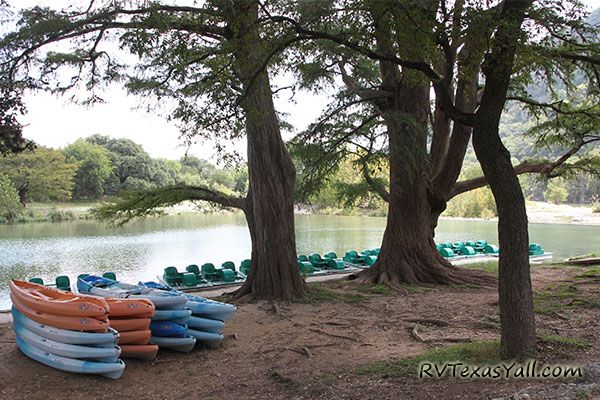Boat Rentals on the Frio River
