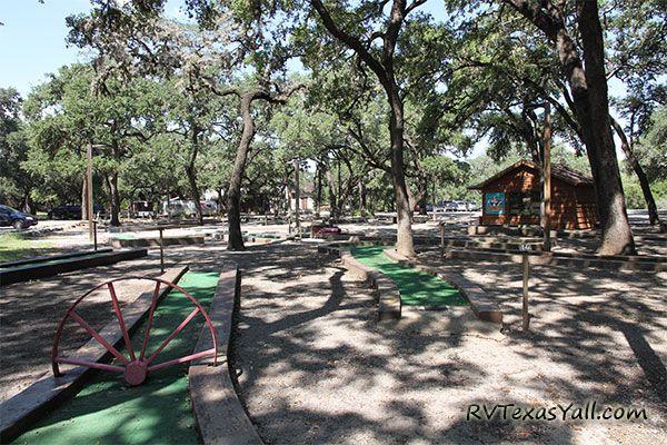 Garner Mini Golf Course
