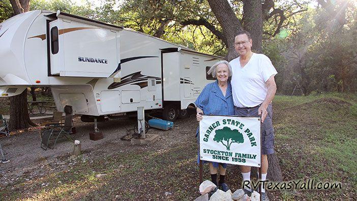 Mary and Marshall Stockton