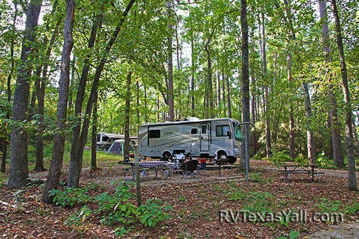 Huntsville State Park Huntsville Tx Rv Texas Y All
