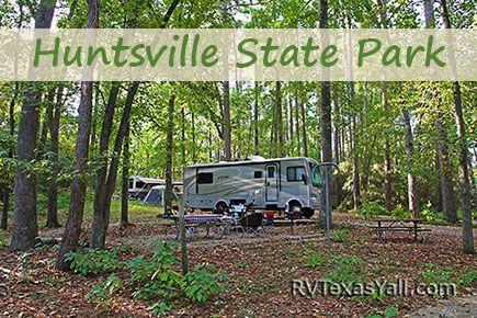 Huntsville State Park