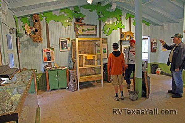 Huntsville State Park Nature Center