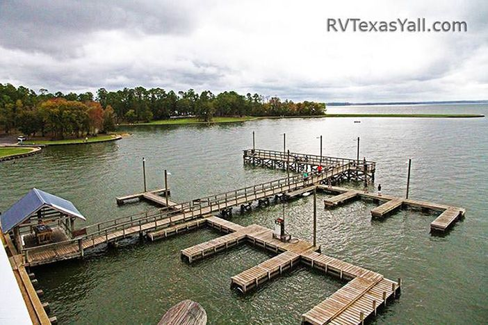 Lake Livingston Dock